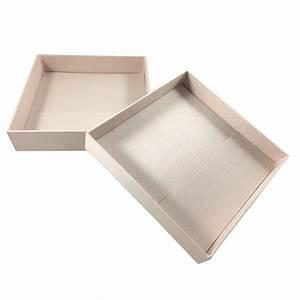 blush pink invitation box in couture design for wedding With wedding invitation in boxes couture