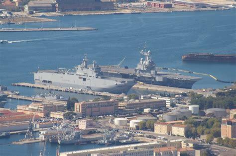 les ports militaires de m 201 tropole mouvements de b 226 timents dans la rade de toulon page 4
