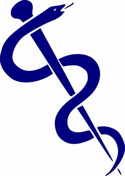 Rod Asclepius Clip Clker Vector Clipart Domain