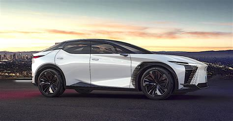 Lexus Kicks Off an Electrified Vehicle Blitz with the LF-Z Concept Car   designnews.com