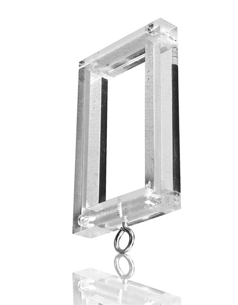 Clear Drapery Rods by Acrylic Lucite Curtain And Drapery Rods Brackets And