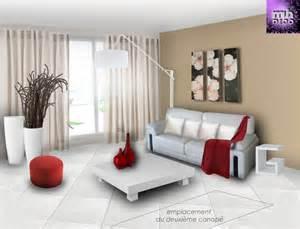 Le Pour Salon Moderne by D 233 Corateur Int 233 Rieur 171 Mh Deco Le Blog
