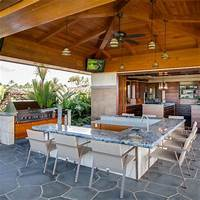interesting tropical outdoor kitchen ideas 17 Best images about Outdoor tropical on Pinterest | Tommy bahama, Furniture and Tropical patio