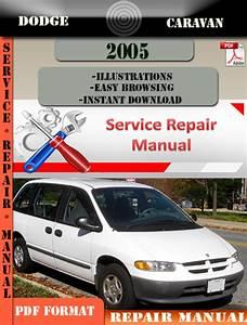 Dodge Caravan 2005 Factory Service Repair Manual Pdf Zip