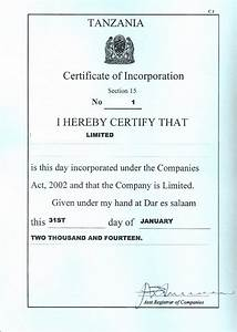 sample certificate incorporation images certificate With certificate of organization template