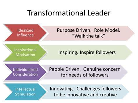 transformational leadership   learning