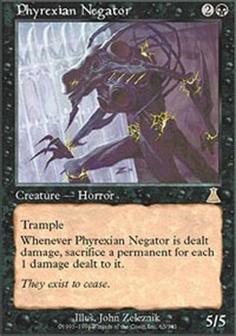 Phyrexian Obliterator Deck Tappedout by The Worst Deck In History Unknown Mtg Deck