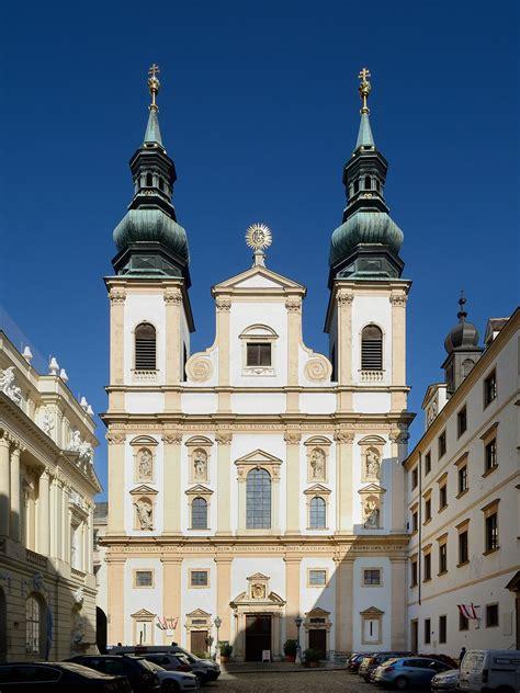 jesuit church vienna wikipedia