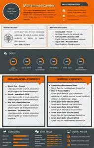 resume format in word 2010 desain cv kreatif revolia contoh cv fresh graduate