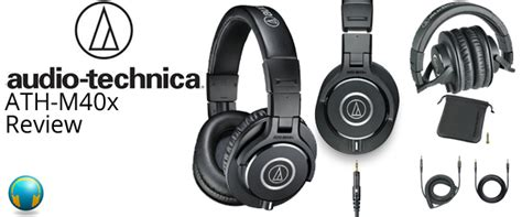 audio technica ath m40x professional monitor headphones ebay