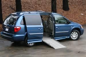 Used Wheelchair Van Ramps