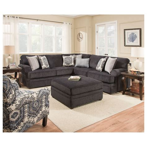 Simmons Sectional Sofa Simmons Beautyrest 8561 Pocket Coil