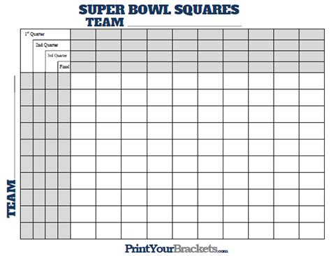 Bowl Box Template by Bowl Squares With Quarter Lines Printable Version
