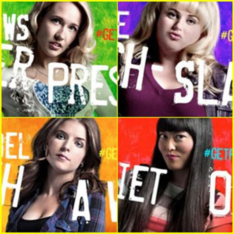 rebel wilson anna kendrick pitch perfect posters