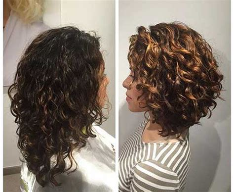 Curly Hairstyles With Bob Haircuts