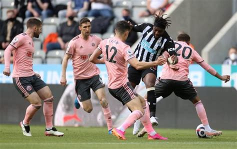 Is Almiron getting back to his best for Newcastle ...