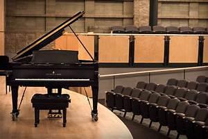 Restored Steinway Concert Grand Pianos - Sauder Hall
