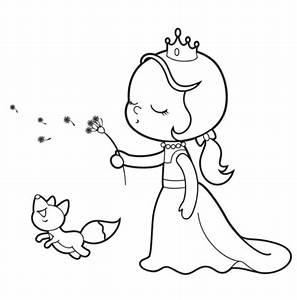Bild Pusteblume Schwarz Weiß : kostenlose malvorlage prinzessin prinzessin mit pusteblume zum ausmalen ~ Bigdaddyawards.com Haus und Dekorationen