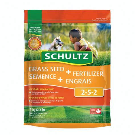 Grass Seed & Fertilizer 252  Premier Tech Home And Garden