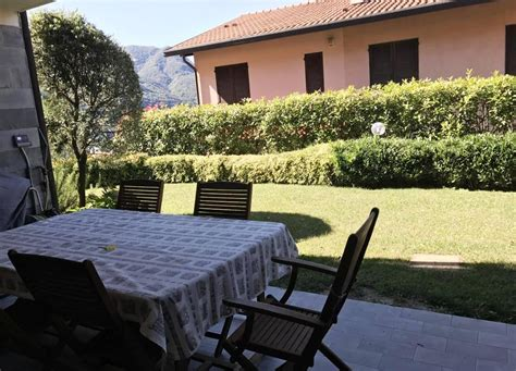 pognana lario semi detached house  amazing lake view
