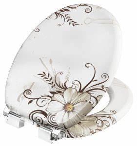 Wc Sitz Schwarz Absenkautomatik : cornat wc sitz brown flower dekor die braune blume handgemalt ~ Bigdaddyawards.com Haus und Dekorationen