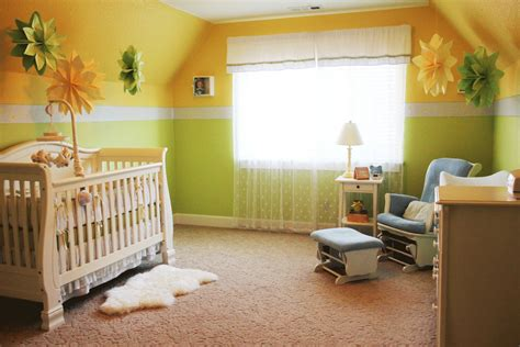 Baby Room : Designing A Baby's Room ? Consider The Following Points