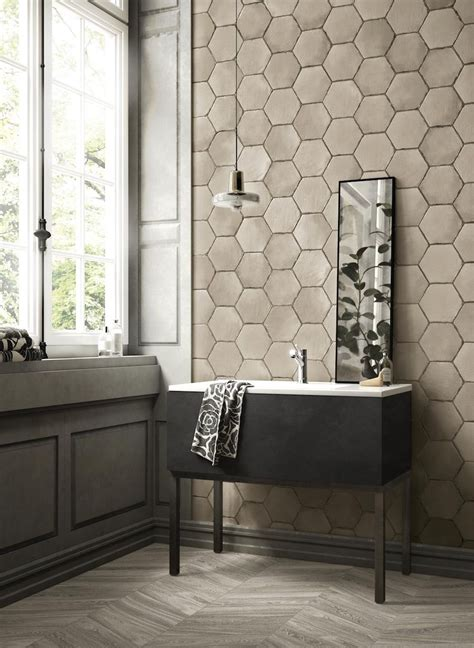 Bathroom Floor Tile Guide by Bathroom Trends 2018 Hexagons And Herringbones
