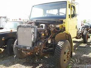 1996 Freightliner Fl70  For Parts Only   3212