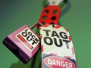 Lockout  Tagout Procedure Self