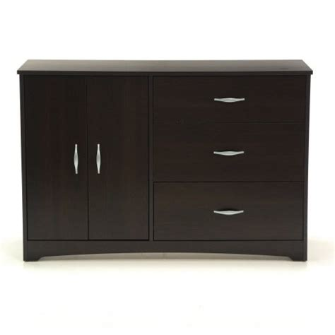 Sauder Beginnings Dresser White by Sauder Beginnings 3 Drawer Combo Dresser Reviews