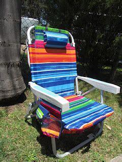costco backpack beach chair    love  easy
