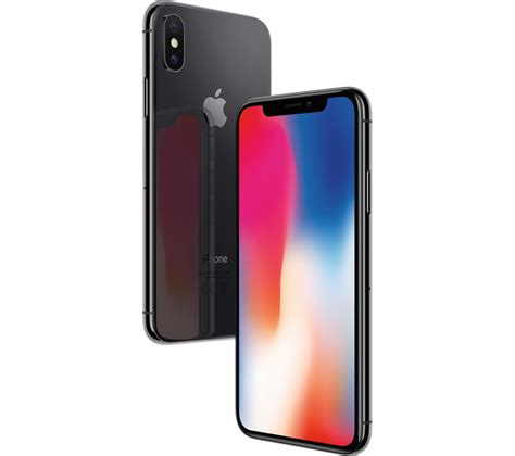 space grey iphone buy apple iphone x 64 gb space grey free delivery 13007