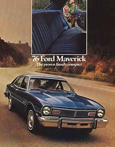 1970 Ford Maverick Curb Weight