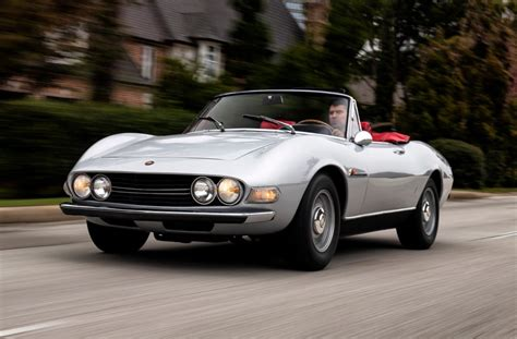 Fiat Dino Spider by 1970 Fiat Dino Spider 2 4 For Sale On Bat Auctions Sold