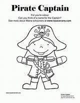 Pirate Coloring Pages Colouring Treasure Printable Children Chest Pirates Colour Kid Captain Mitchell Sheets Writer Hazel Illustrator Pirata Popular Party sketch template