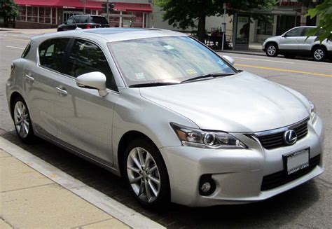 lexus ct200 2012 2012 lexus ct 200h information and photos momentcar