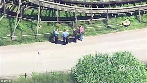 Boy Falls From Roller Coaster At Pennsylvania Amusement