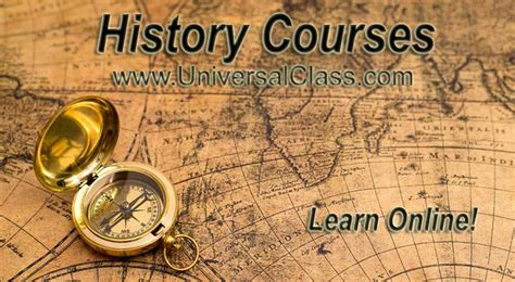 Courses in History | UniversalClass
