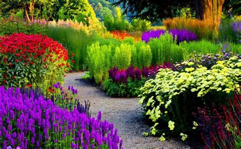 beautiful gardens a guide to gardens flowers plants
