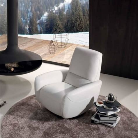 natuzzi genny reclining swivel chair stocktons designer