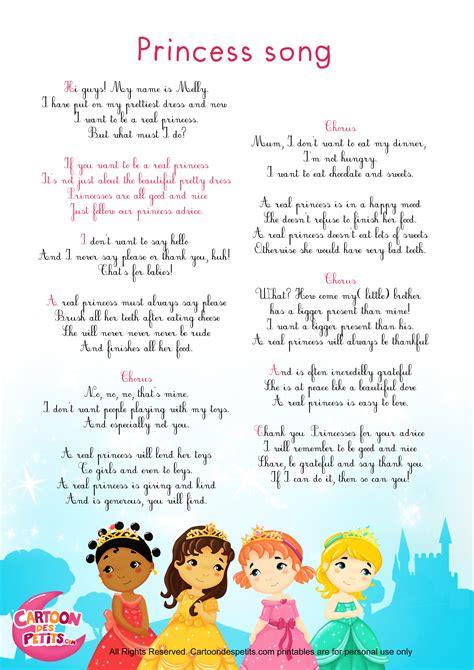 des petits princesses songs 469 | princess song