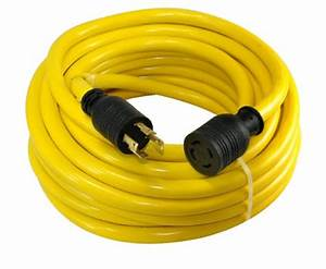 Conntek 20602 50 4 30 Amp 125  250 Volt 4 Prong L14