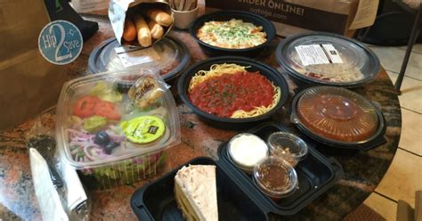 olive garden order take a from cooking get two olive garden entrees 1