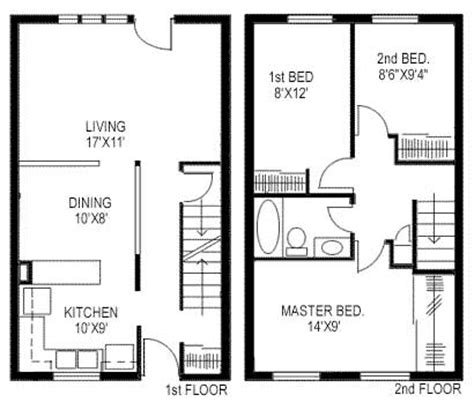 row home floor plans polonia park design and layout