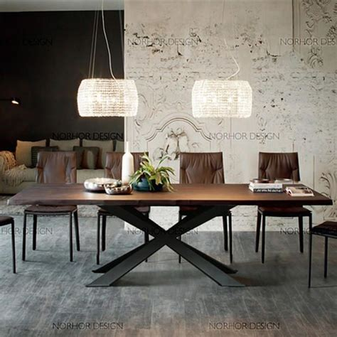 american vintage wood dining tables wrought iron table