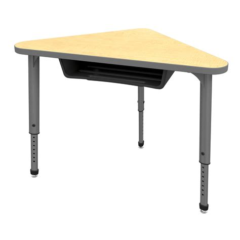 Apex™ Triangle Student Desk  Marco Group Inc. Steampunk Desk Lamp. Ikea Desk And Bookshelf Combo. Tempered Glass Table Top. Rattan Chest Of Drawers. Desk Floor Mat. Gardening Tables. Replacement Outdoor Table Tops. Cheap White Desks