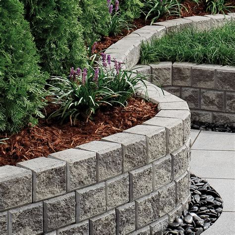 Garden Retaining Wall by Firth Retaining Walls Fences Concrete Retaining Walls