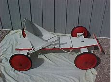 1955 Vintage Soap BOX Derby With Real Derby Wheels Soap