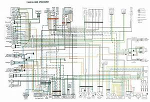 2008 Honda Goldwing Wiring Diagram