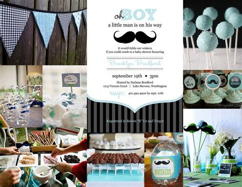 boy baby shower ideas giveaway winner  spoiled